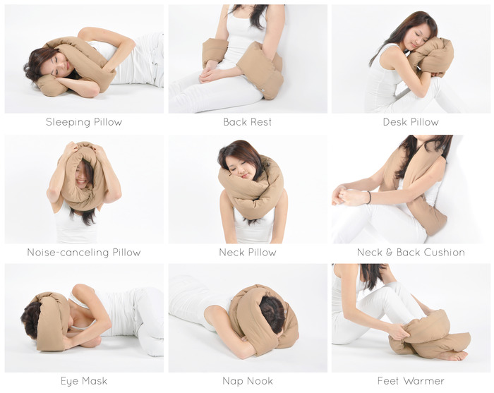 forever pillow on kickstarter
