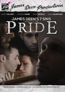 James Deen's 7 Deadly Sins: Pride xxx movie