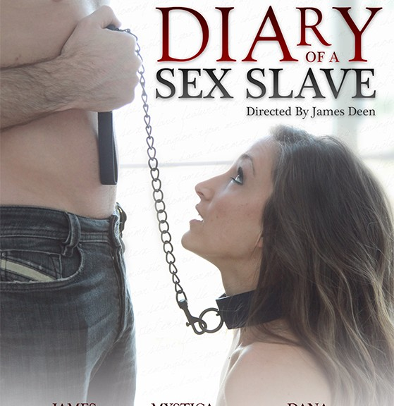 Diary Of A Sex Slave boxcover