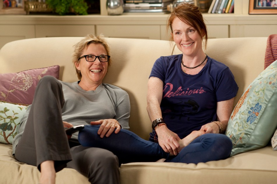 "Julianne Moore and Annette Bening from the Sundance Hit ""The Kids Are Alright"""