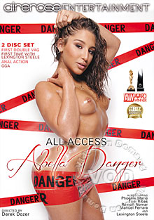 All Access - Abella Danger boxcover