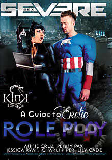 Kink School: A Guide to Erotic Role Play box cover