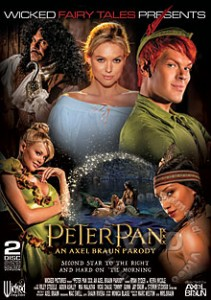 Peter Pan XXX Cover