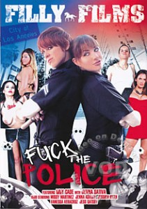 fuck the police from filly films cover