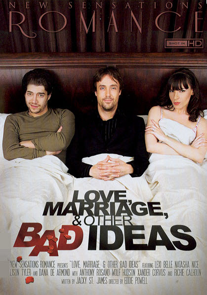 Box cover for Love Marriage and Other Bad Ideas