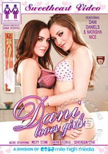 Dani Daniels Loves Girls boxcover
