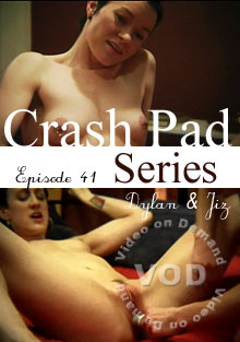 Crash Pad Series Episode 41 - Dylan Ryan & Jiz Lee use the njoy Eleven sex toy together