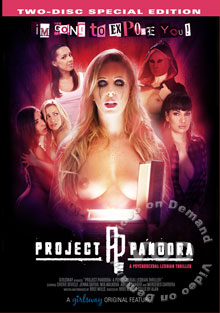 Project Pandora cover