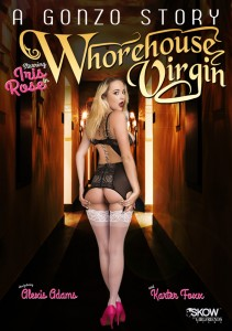 A Gonzo Story 3: Whorehouse Virgin boxcover