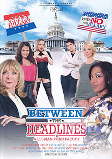 Between the Headlines box cover