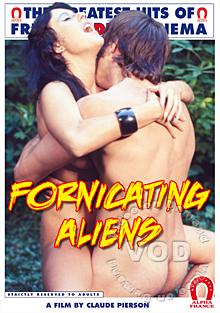 Fornicating Aliens Cover