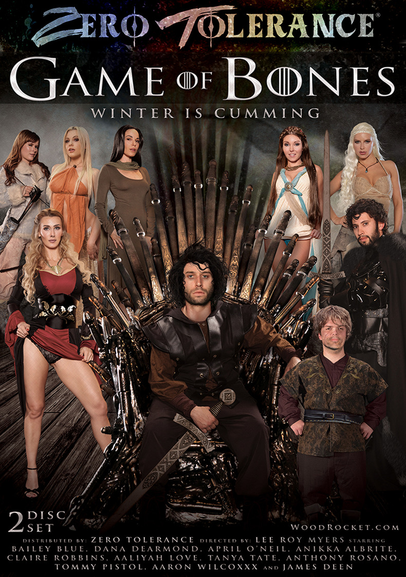 Game Of Bones... Winter Is Cumming