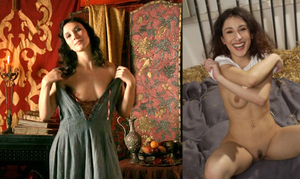 Sibel Kekilli Dilara Game Of Thonres