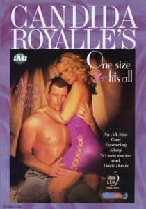 Candida Royalle One Size Fits All box cover