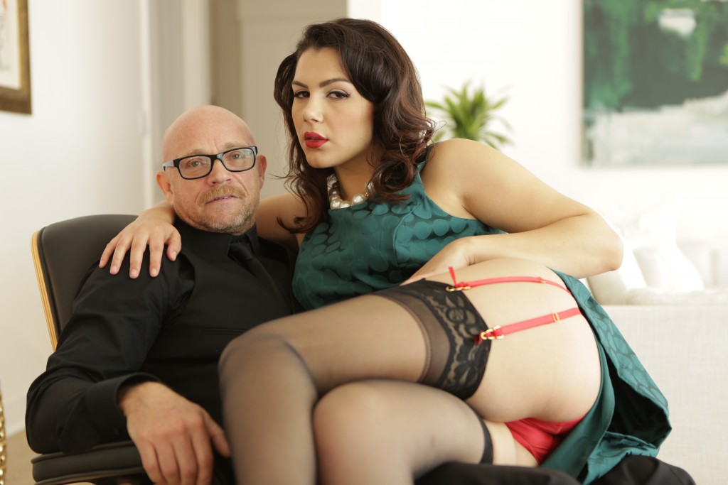 Buck Angel and Valentina Nappi in Girl/Boy 2