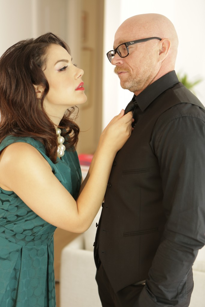 Valentina Nappi and Buck Angel