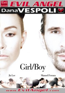 GirlBoy Evil Angel box cover feat Jiz Lee and Manuel Ferrara