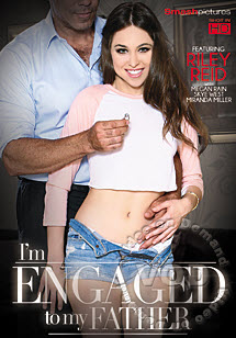 I'm Engaged To My Father box cover Riley Reid