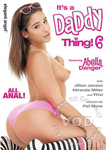 It's A Daddy Thing 6 box cover Elegant Angel Abella Danger