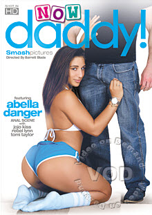 Now Daddy box cover Smash Pictures Abella Danger