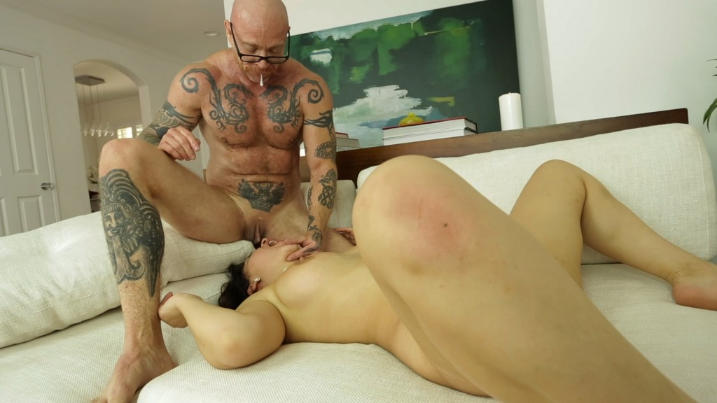 Buck Angel and Valentina Nappi