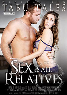 Sex Is All Relatives box cover Digital Sin Cassidy Klein
