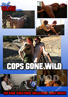 Cops Gone Wild Cover