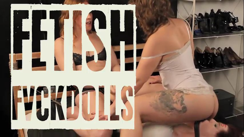 Fetish Fvckdolls