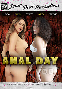 Anal Day Boxcover